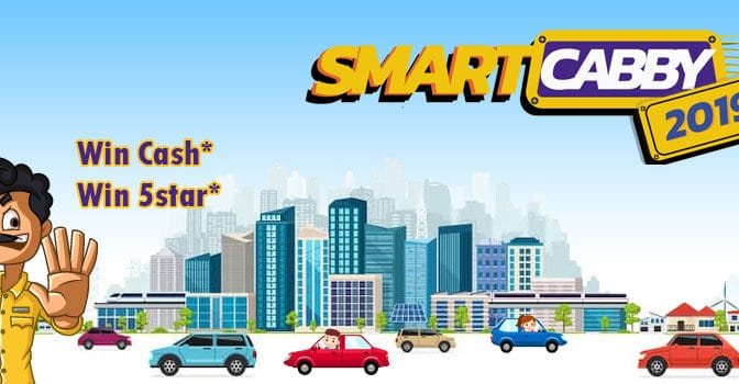 How to be a Smart Cabby Boy?