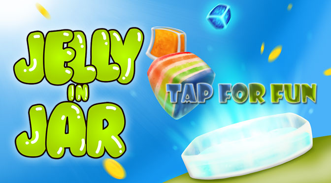 Jelly in Jar – First Ever Hypercasual Gaming Product by an Indian Start-up to release on August 15!